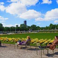 Весна в Париже. :: Лара ***