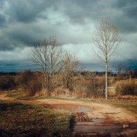 Разбитая дорога :: Игорь Вишняков