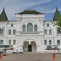 Кострома. Романовский музей :: Алексей Шаповалов Стерх