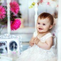 улыбочку! :: Янина Гришкова