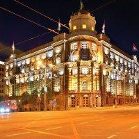 Здание Правительства Республики Сербии в Белграде :: Денис Кораблёв