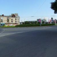 Автодорожное  кольцо  в  Ивано - Франковске :: Андрей  Васильевич Коляскин