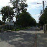 Улица  Осипа  Сорохтея  в  городе  Ивано - Франковске :: Андрей  Васильевич Коляскин