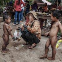 Будни и контрасты Камбоджи... :: Александр Вивчарик