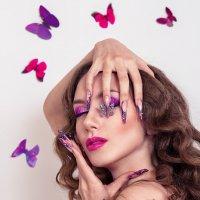 хлопай крыльями и взлетай,присниться не забывай.... :: Anastasiya Filippova