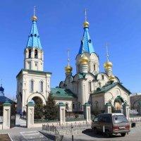 Храм :: Евгений Уваров