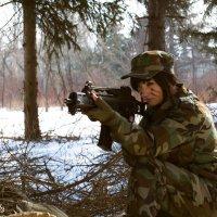Soldier :: Ксения Троеглазова