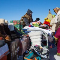 Люди Севера :: Margarita Shrayner