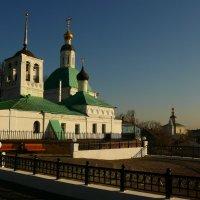 Спасская церковь. :: Анатолий Борисов