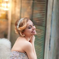 счастливая невеста :: Natali Korsa