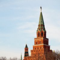 Башни Кремля :: Nataly St.