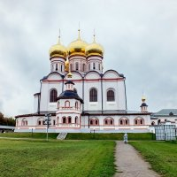 Валдай. Иверский мужской монастырь :: Николай