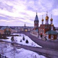 Храмы Кузбасса :: Сергей Капицин