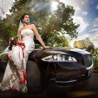свадьба летом :: Светлана Викулова