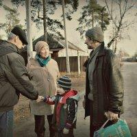 три поколения :: Соня Новикова