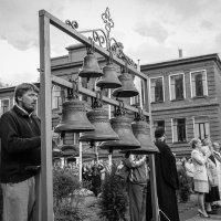 Колокольный звон. :: Наталья Ломоносова