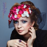 цветочный бум :: Оксана Фурманова