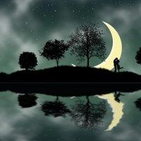 """""""Ночная романтика"""" :: Дарьяна Вьюжанина"""