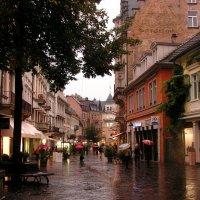 В Баден-Бадене дождь... :: Елена Даньшина