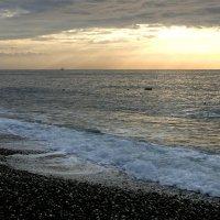 Рассвет Средиземного моря :: Елена Шемякина