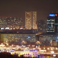Мегаполис :: sergej-smv