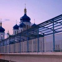Дорога к храму :: Валентина Данилова