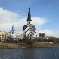 Храм :: Валентина Жукова