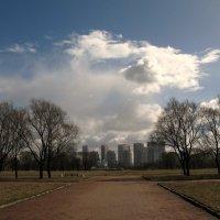 Небо в апреле. :: ТАТЬЯНА (tatik)