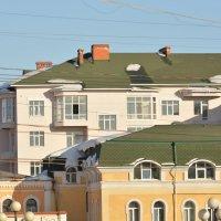 Крыши города :: grovs