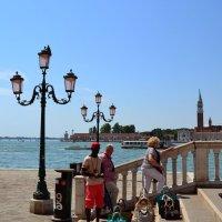 Венецианская набережная :: Ольга