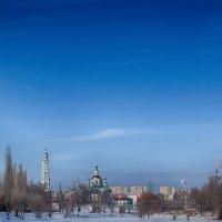 Зимний день. :: Александр Селезнев