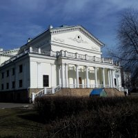 Дворец Железнодорожников Орел :: Светлана Абросимова