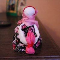 Кукла Подорожница :: Мария Лебедева