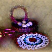 Пасхальная композиция :: galina tihonova