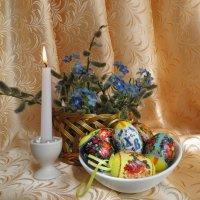 Со Светлым Праздником Пасхи!!! :: Ирина Олехнович