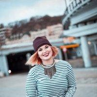 фотосессия Анны Мажник, участницы мастер шеф 4 :: Оля Грушевская