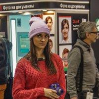 Фото на паспорт. :: Яков Реймер