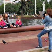 три плюс один фотограф и камера :: Олег Лукьянов