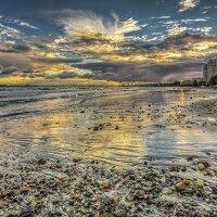 Клондайк, или море золотого песка... :: Вячеслав Мишин