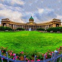 Казанский собор 2 :: Александр Неустроев