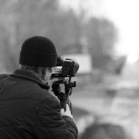 съемка клипа :: Сергей Капицин