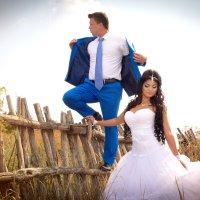свадьбы в русских селеньях... :: Райская птица Бородина