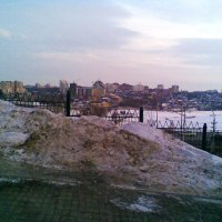 Весенний город :: Владимир Ростовский