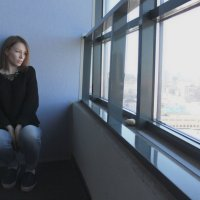 у окна :: Светлана З