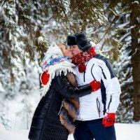Добрянский свадебный поцелуй :: Виталий Гребенников