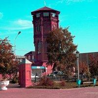 водонапорная башня :: petyxov петухов