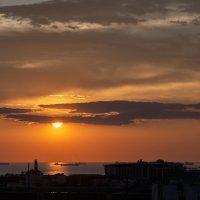 Приближается окончание дня :: Валерий Дворников