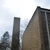 Церковь в Гамбурге :: Евгения Пикановская