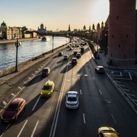 Тилт-шифт Москва :: Вадим Жирков