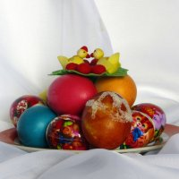 В праздник Пасхи вам желаю :: Наталья Джикидзе (Берёзина)